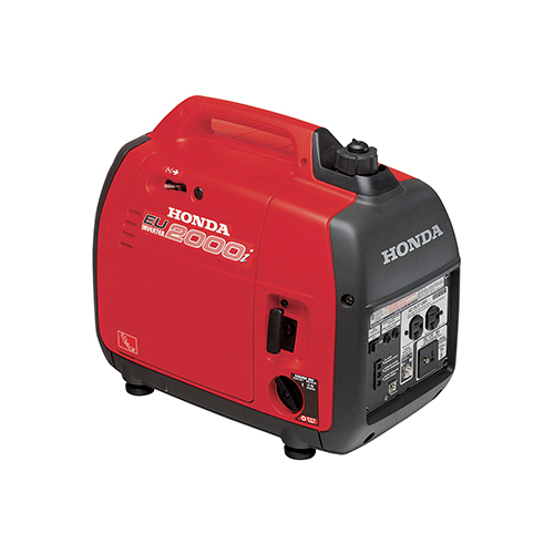 2000 WATT HONDA SUPER QUIET GENERATOR