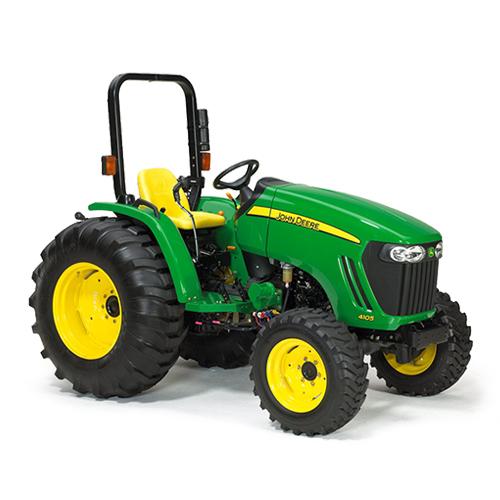 John Deere Compact Tractor Attachments : John deere compact tractor rental oconee inc