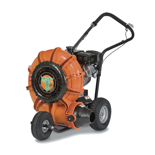 commercial walk behind blower rental