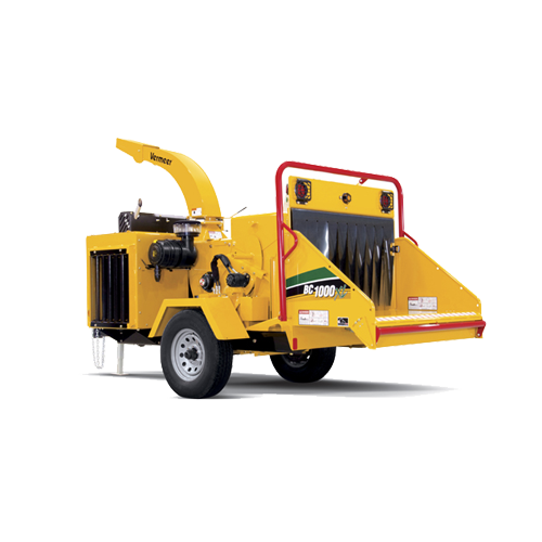 brush chipper rental athens ga