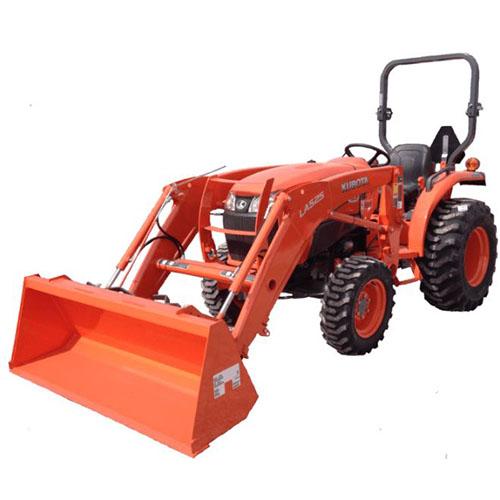 Kubota-L3901-Tractor
